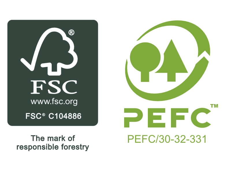 Différence entre FSC et PEFC